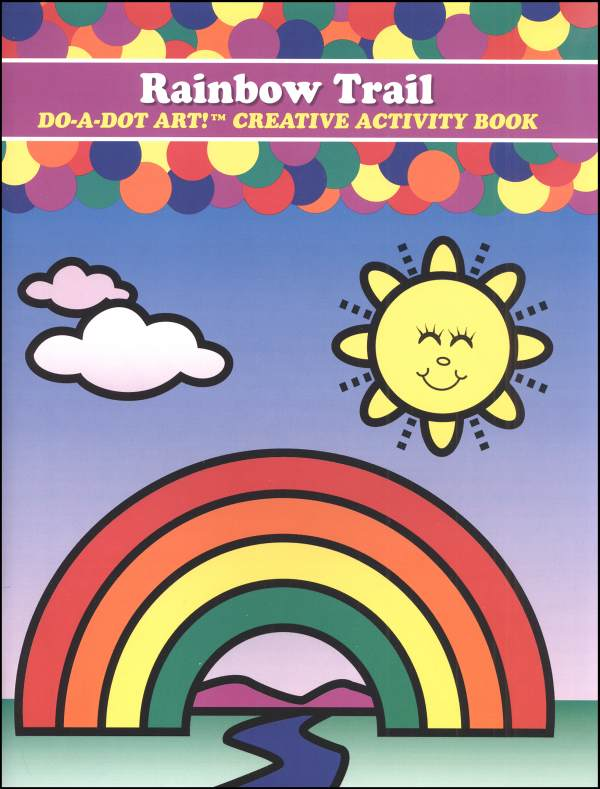 Rainbow Trail Creative Art Book