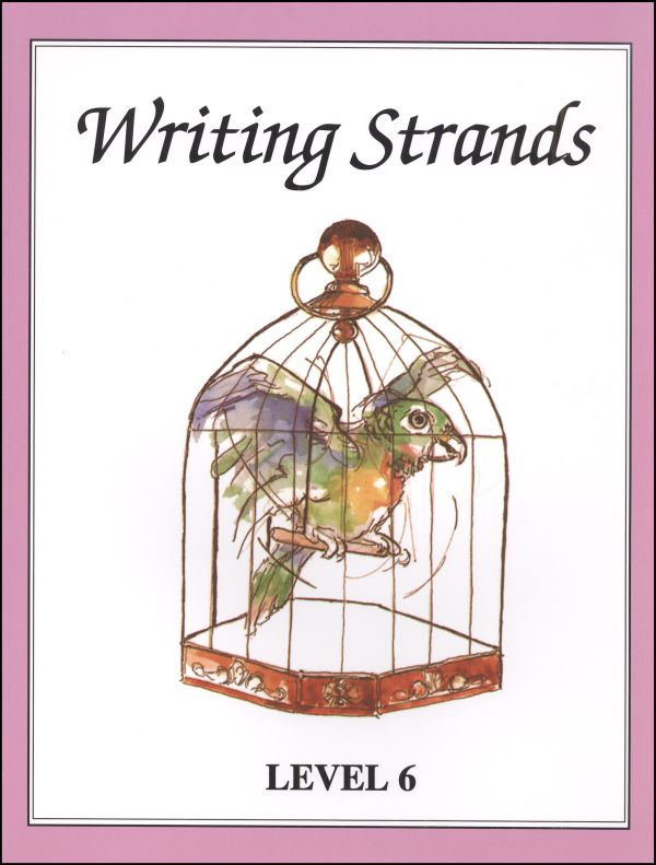 Writing Strands 6