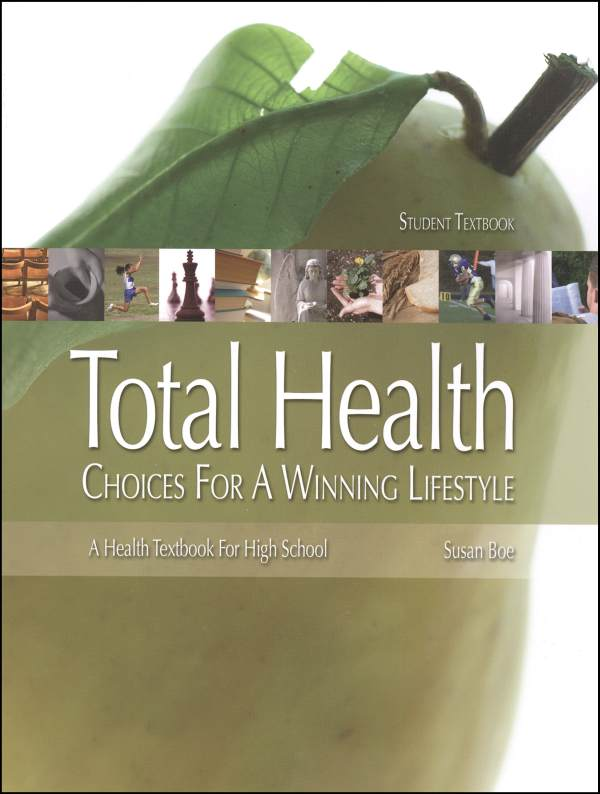 Total Health: Choices for a Winning Lifestyle Text