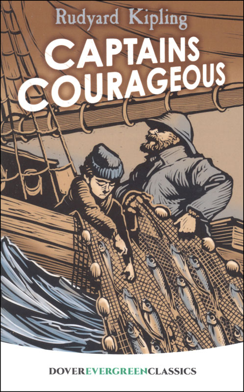 Captain's Courageous (Evergreen Classics)