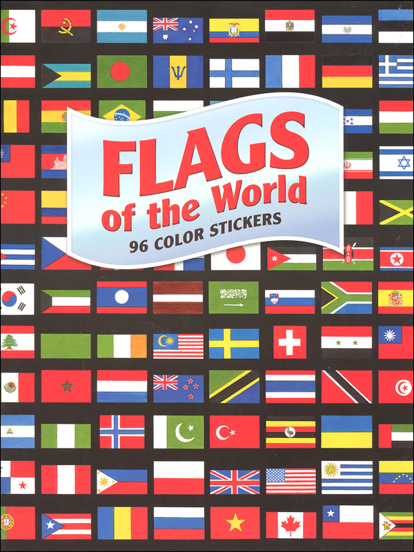 Flags of the World Stickers