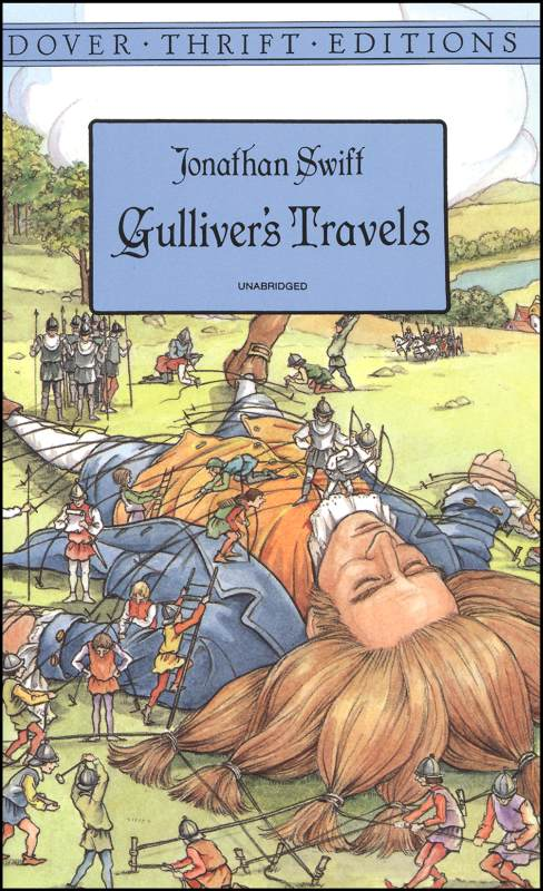 Gulliver's Travels Thrift Edition