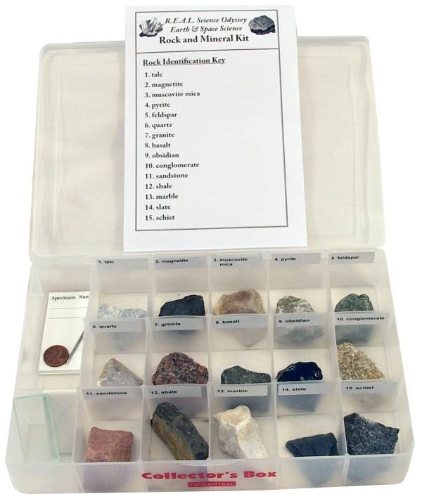 R.E.A.L. Science Rock Kit