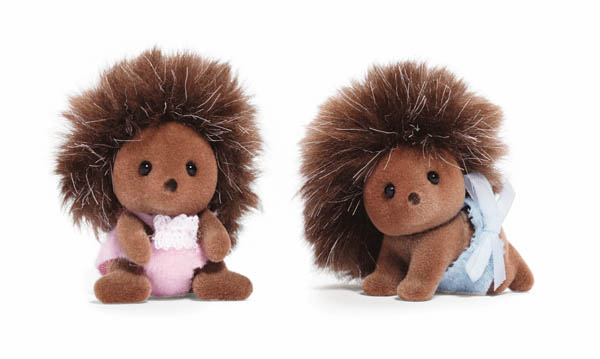Pickleweeds Hedgehog Twins (Calico Critters)