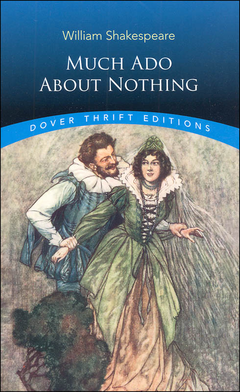 Much Ado About Nothing Thrift Edition