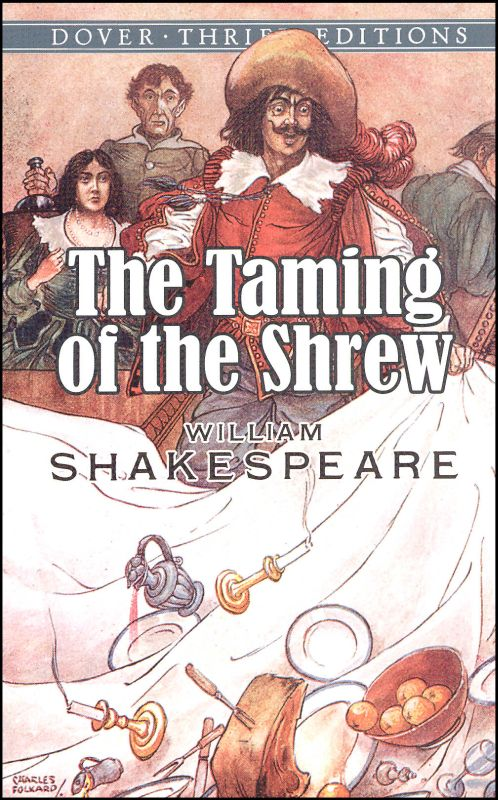 Taming of the Shrew Thrift Edition