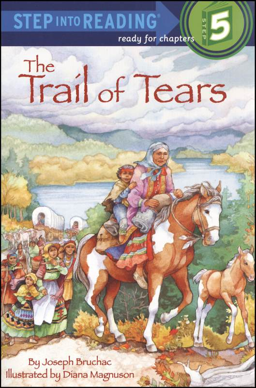Trail of Tears (Step into Reading Step 5)