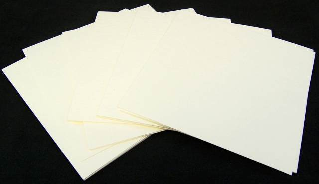 Refill blotting paper (12 sheets)
