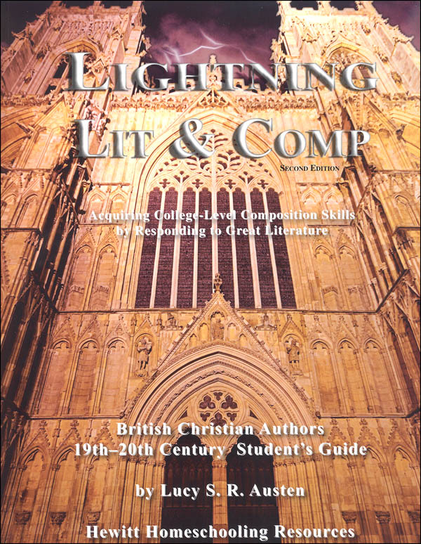 Lightning Literature & Composition British Christian Literature Student Guide