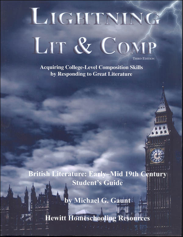 Lightning Literature & Composition British Literature Early - Mid 19th Century Student Guide
