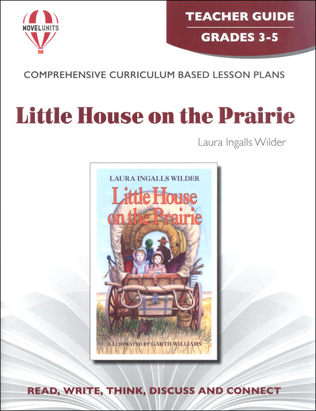 Little House on the Prairie Teacher Guide