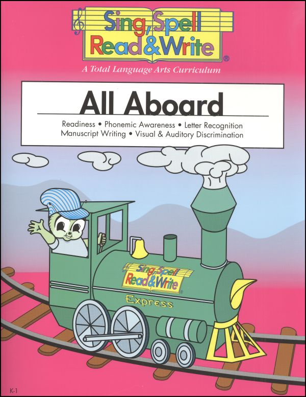 All Aboard Student Book Homeschool Edition