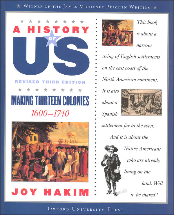 Making Thirteen Colonies 3rd Edition Revised (Vol. 2)