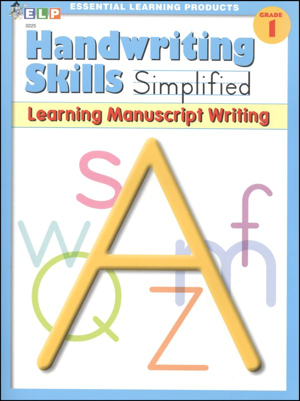 Handwriting Skills Simplified Level A