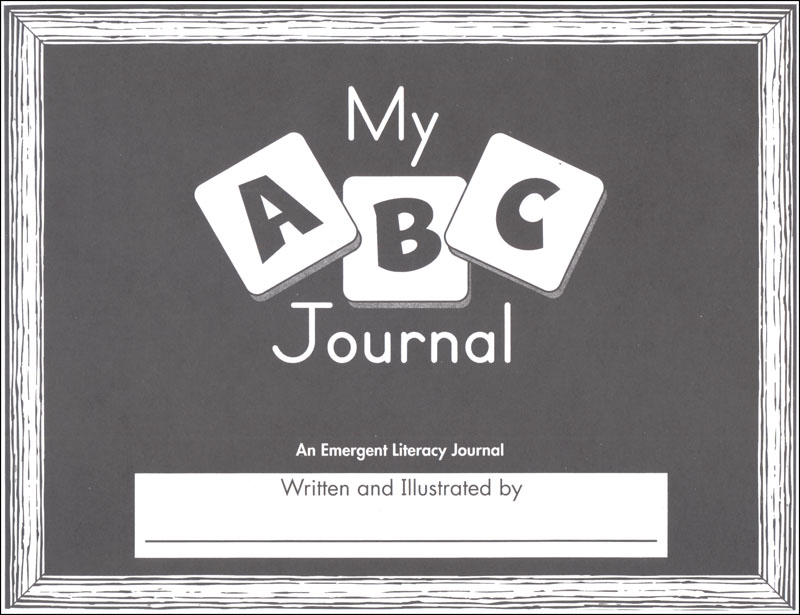 My ABC Journal