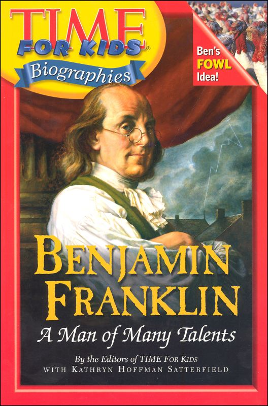 Time for Kids: Benjamin Franklin (Time for Kids Biographies)