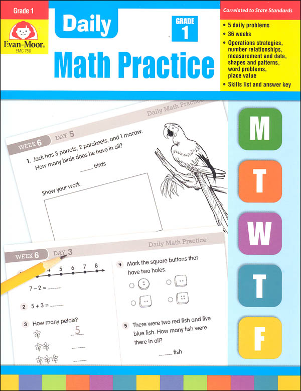 Daily Math Practice 1