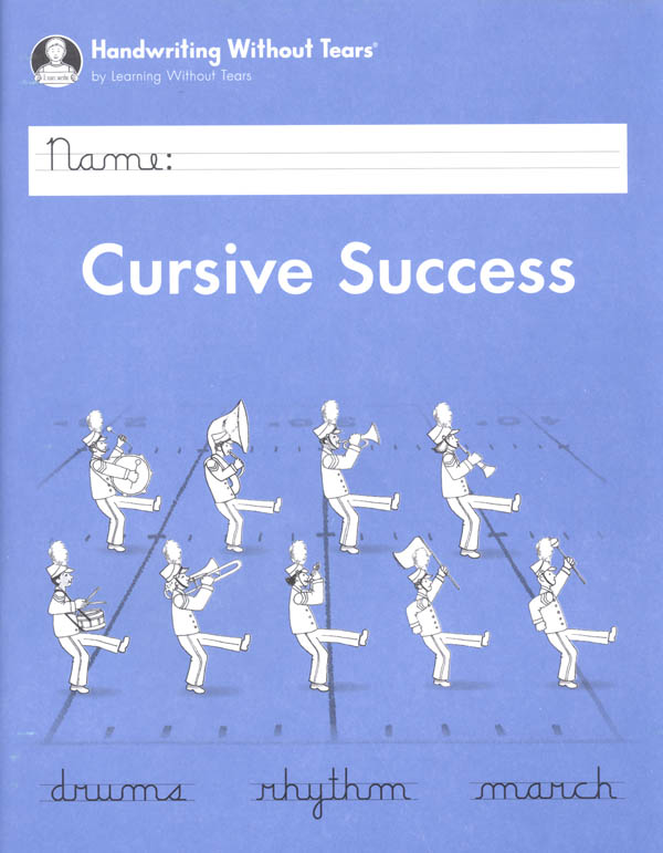 Cursive Success Student Workbook