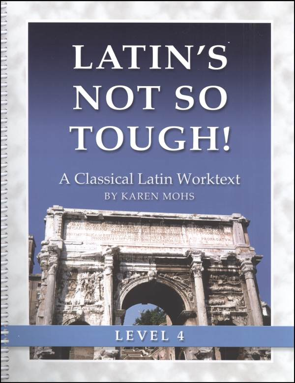 Latin's Not So Tough Level 4 Workbook