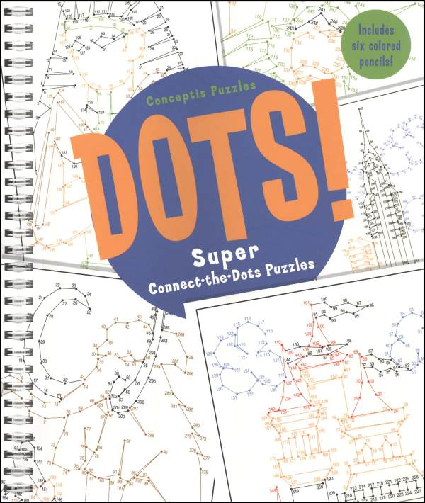 Dots! Super Connect-the-Dots Puzzles
