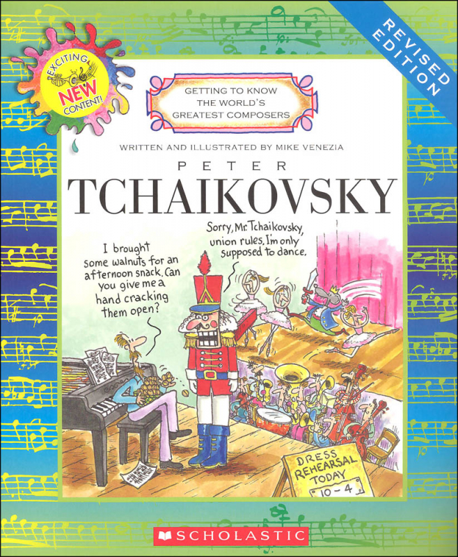Tchaikovsky (World's Greatest Composers)