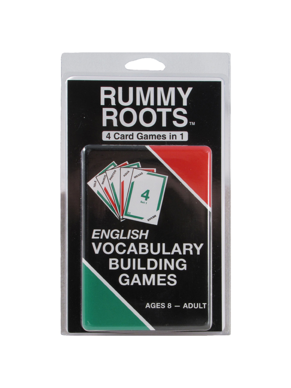 Rummy Roots Game