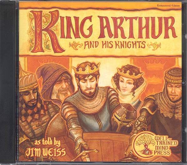 King Arthur and His Knights CD