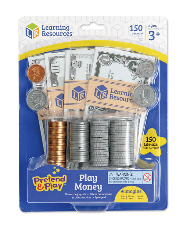 Pretend & Play Money