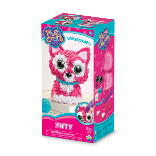 PlushCraft Kitty (3D)