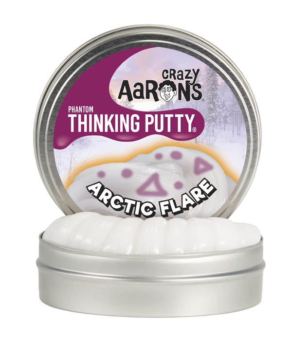 Arctic Flare Putty with Glow Charger (Phantoms)