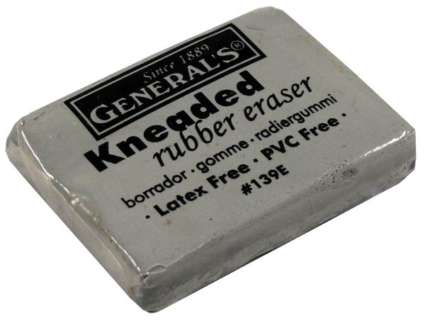 Kneaded Art Eraser Medium (#139E)