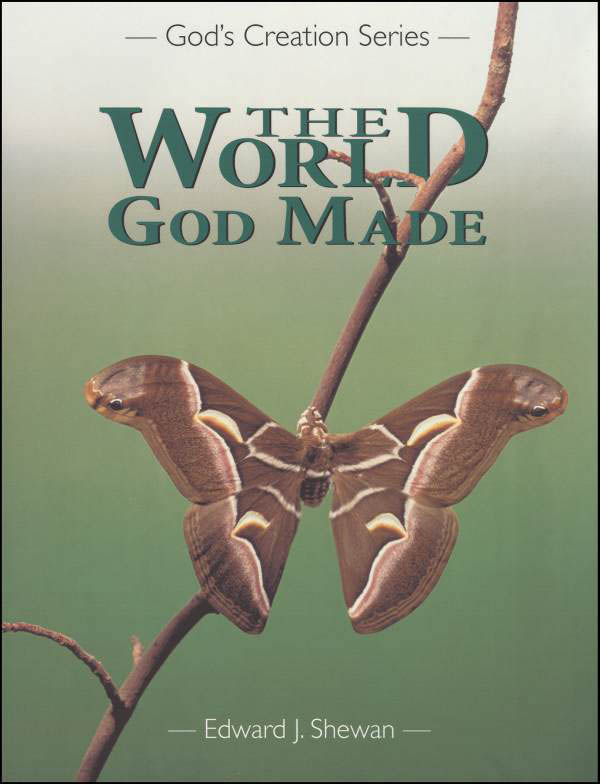 World God Made Worktext Second Edition