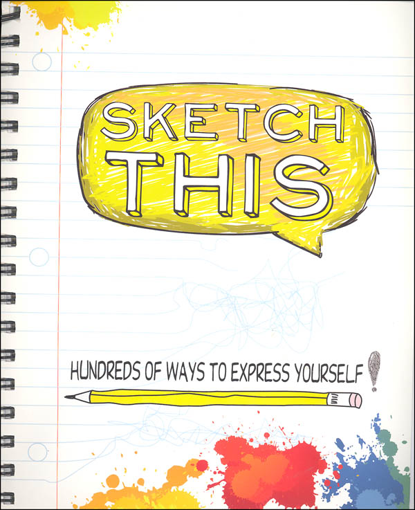 Sketch This (Drawing Journal)