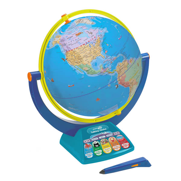 GeoSafari Jr. Talking Globe