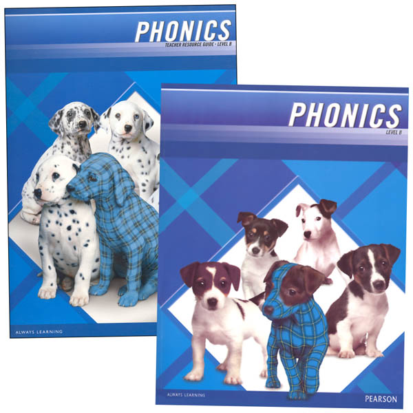 Plaid Phonics Homeschool Bundle Level B (2011 Edition)