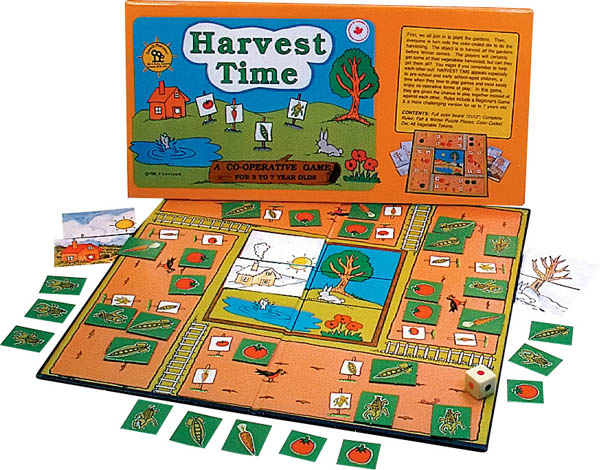 Harvest Time Game