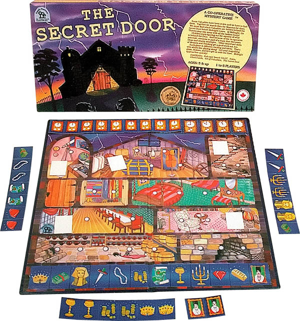 Secret Door Game