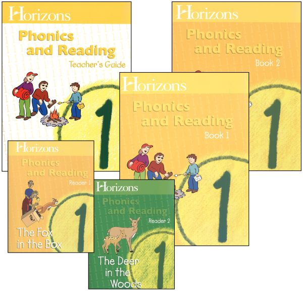 Horizons Phonics & Reading 1 Complete Set