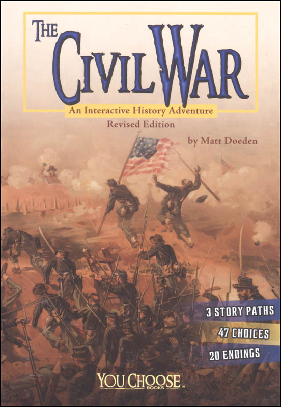 Civil War:An Interactive History Adventure 2E