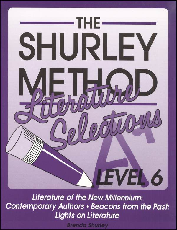 Shurley Method Literature Selections Level 6
