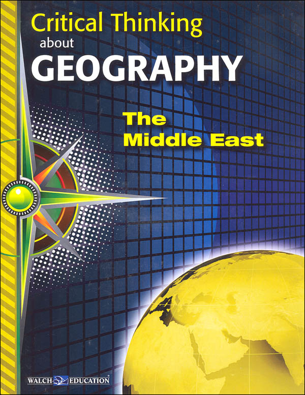 Critical Thinking About Geography: Middle East