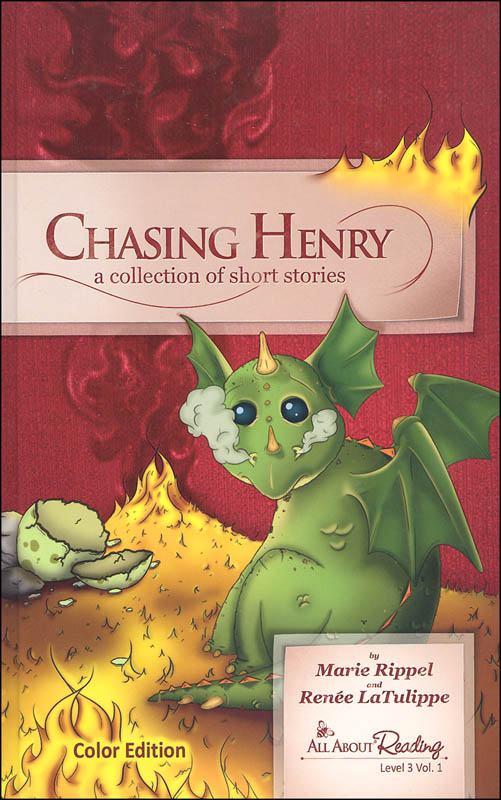 Chasing Henry: Collection of Short Stories Level 3 Color Edition