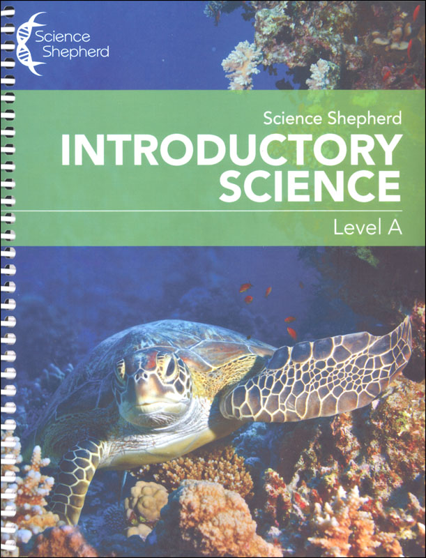 Science Shepherd Introductory Science Workbook Level A