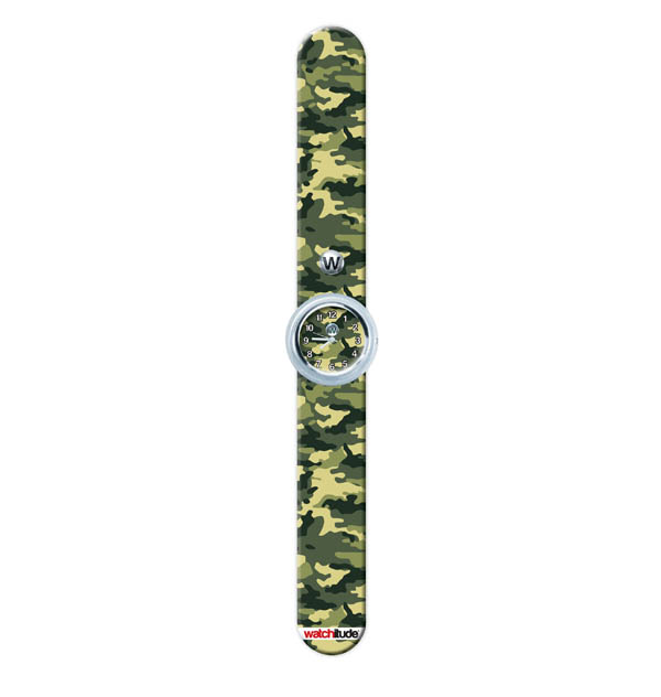 Slap Watch - Army Camo