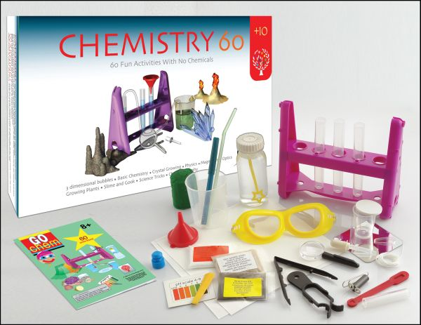 Chem-Science Kit - Go Science