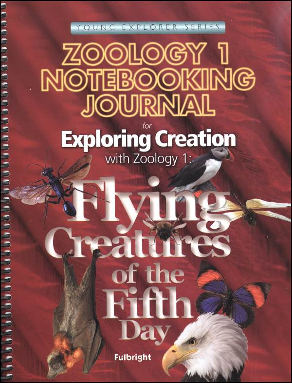 Zoology 1 Notebooking Journal