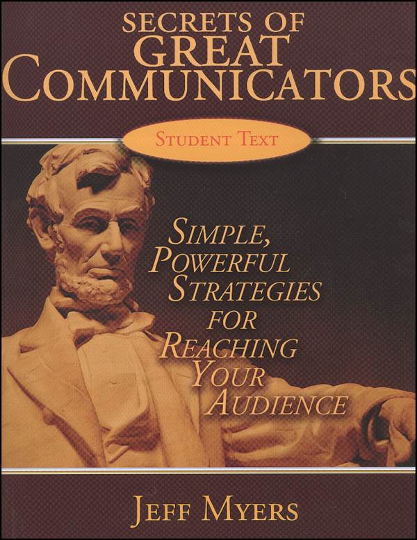 Secrets of Great Communicators Student Text