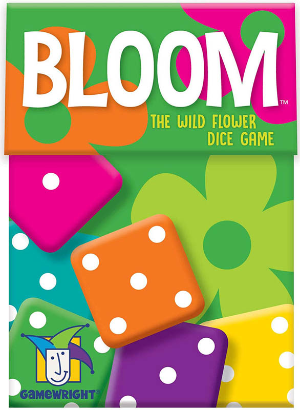 Bloom Wildflower Dice Game