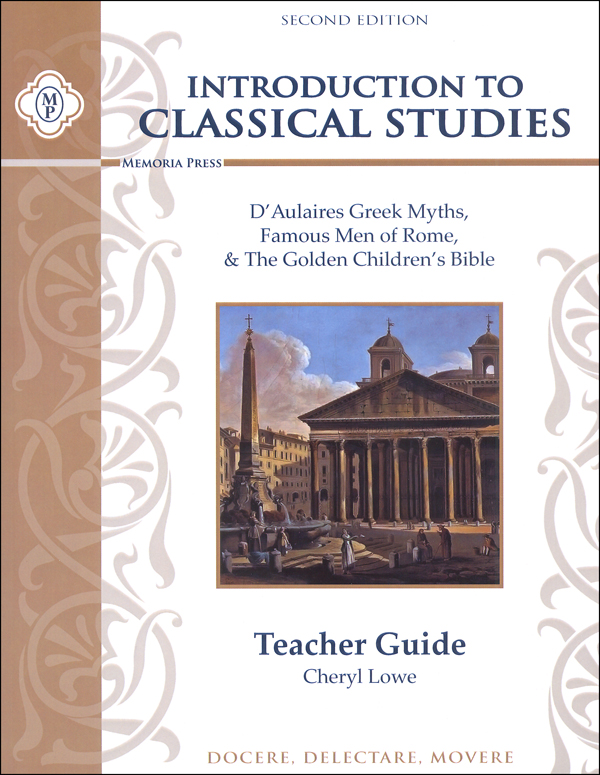 Introduction to Classical Studies Teacher Guide
