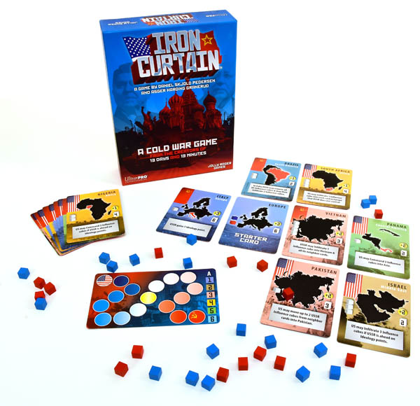 Iron Curtain Game
